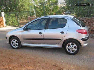 brugt Peugeot 206 1.1 5 Portas