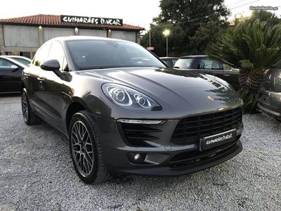 usado Porsche Macan S Outrosdiesel full