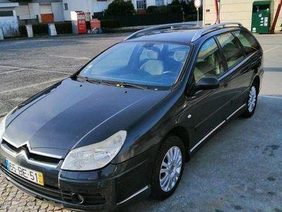 usado Citroën C5 aceito retomas