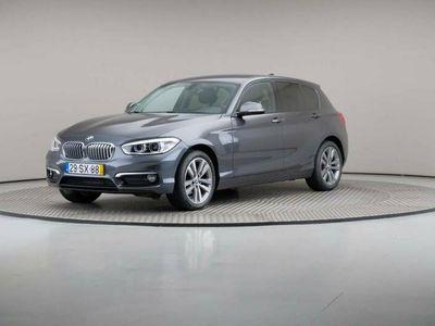 usado BMW 116 1 Serie d Line Urban Auto