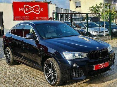 usado BMW X4 Pack M Aut. Xdrive