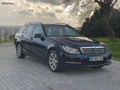 usado Mercedes C180 Blueefficiency
