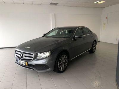 usado Mercedes E220 ClasseAuto