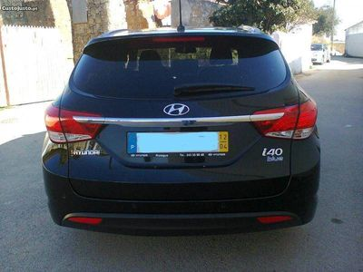 usado Hyundai i40 1.7 crdi blue -