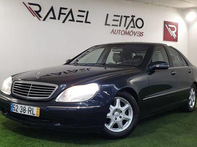 usado Mercedes S400 CDI V8 NACIONAL