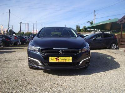 usado Peugeot 508 S W 1.6 HDI BLUE ACC