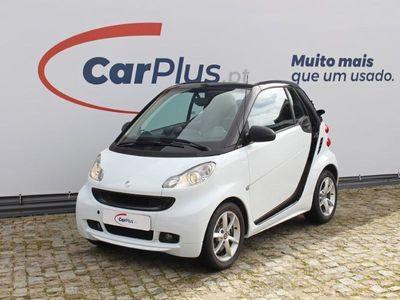 usado Smart ForTwo Cabrio 71cv pulse mhd 2012