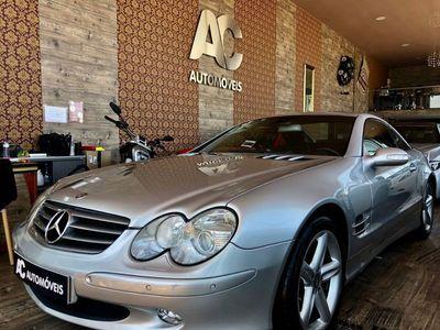 gebraucht Mercedes SL500 305 Cv Full Extras