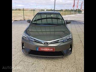 usado Toyota Corolla 1.4 D-4D EXCLUSIVE
