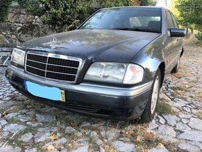 usado Mercedes C180 Gasolina