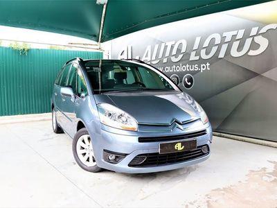 usado Citroën Grand C4 Picasso 1.6 HDI 7 Lugares