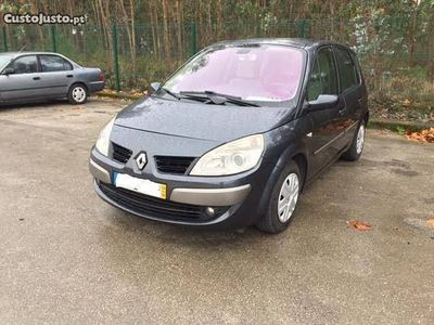 usado Renault Scénic 1.5 dci 105 cv -