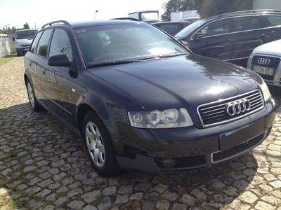 usado Audi A4 1.9 tdi (130cv) (5lug)