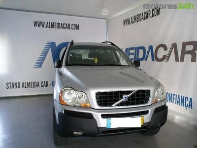 usado Volvo XC90 2.4 D5 7L Nivel 2 Auto.