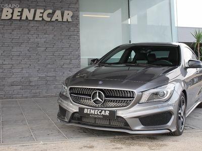 usado Mercedes CLA200 Classe CLACDi AMG Aut. GPS
