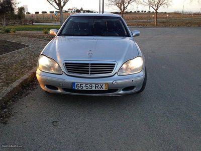 usado Mercedes S320 cdi 197 cv