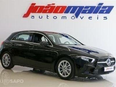 usado Mercedes A180 ClasseProgressive 116Cv Auto (GPS/LED/Pele/Câmara) (24.000 KMS)