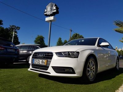usado Audi A4 2.0 TDi (136cv) (4p)