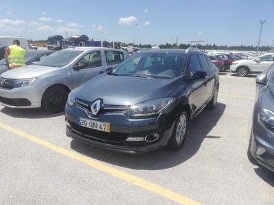 usado Renault Mégane 1.5 dCi Limited SS