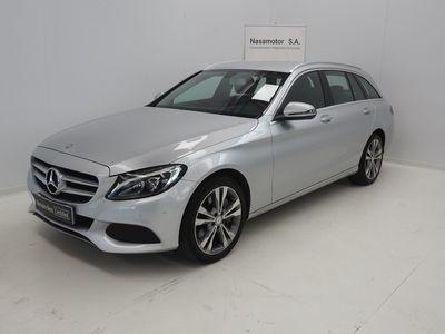 usado Mercedes C350e Station