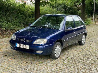 usado Citroën Saxo 1.1i Exclusive