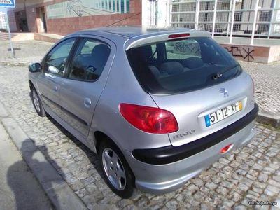 usado Peugeot 206 1.1