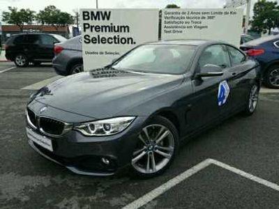 usado BMW 420 Série 4 d Line Sport Auto