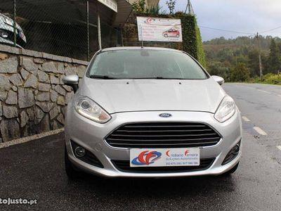 usado Ford Fiesta 1.6 TDCI Titanium 3P -