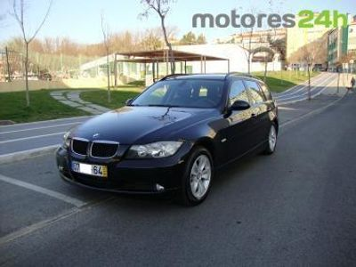 usado BMW 320 d Touring Exclusive