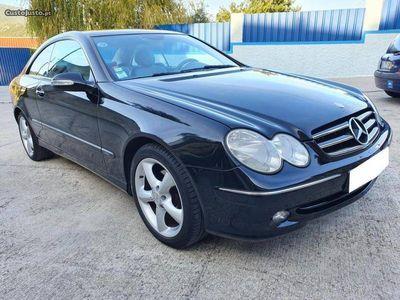 usado Mercedes CLK200 K AVANTGARDE BOM