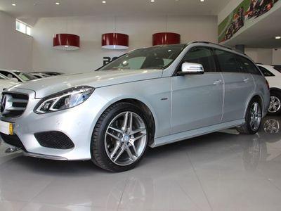 usado Mercedes E300 HYBRID AMG NAC.