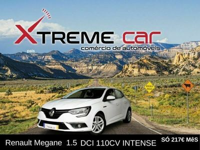 usado Renault Mégane 1.5 DCI 110CV INTENSE AUTOMÁTICO