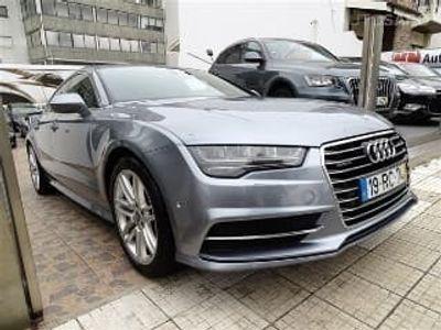 usado Audi A7 3.0 TDI V6 BI-TURBO QUATTRO 320 CV NACIONAL 1 DONO 70000 KMS
