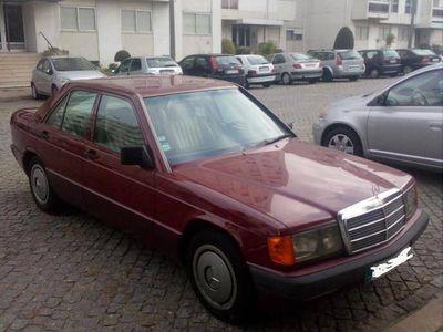 brugt Mercedes 190 D 2.5
