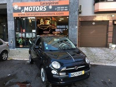 usado Fiat 500 1.3 M-jet