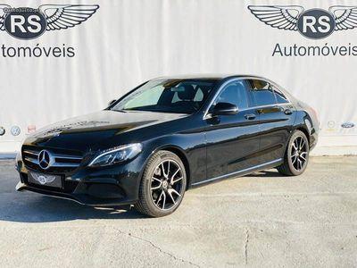 usado Mercedes C220 Avantgarde + Auto 9G