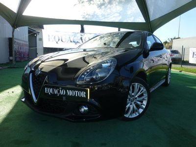 used Alfa Romeo Giulietta Giulietta1.6 JTD Sport Aut. GPS