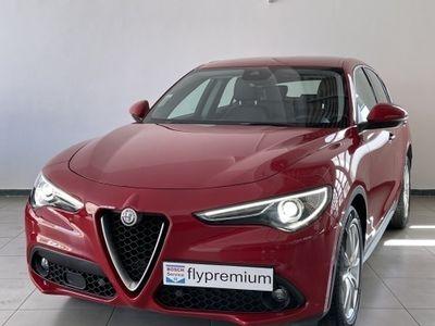 usado Alfa Romeo Stelvio Super