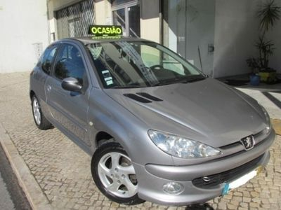 brugt Peugeot 206 1.6 HDI XS VAN