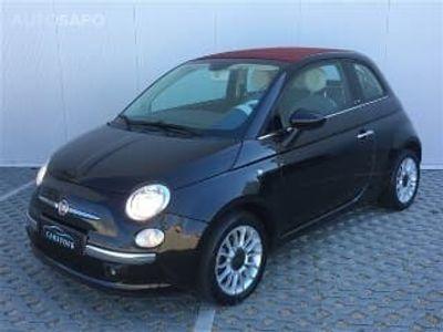 usado Fiat 500C 1.3 16V Multijet Lounge (95cv) (3p)