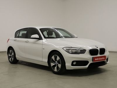 used BMW 116 d EfficientDynamics
