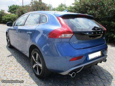 usado Volvo V40 D2 R-Design