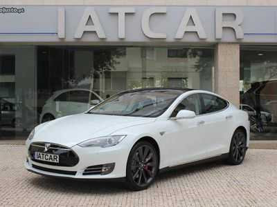 gebraucht Tesla Model S 85 P