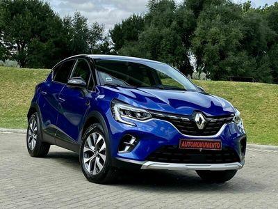 usado Renault Captur 1.0 TCE Exclusive (100 cv)