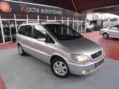 usado Opel Zafira 2.0dti elegance