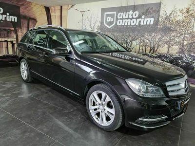 usado Mercedes C220 CDi Avantgarde BE Start/Stop