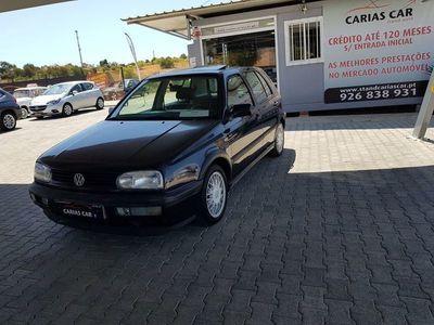 usado VW Golf 1.6 GTI / AC / BANCOS EM PELE / FULL EXTRAS