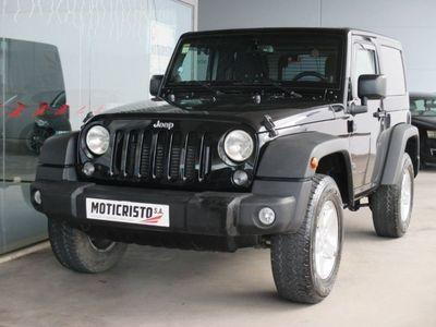 usado Jeep Wrangler 2.8 CRD Sport ATX (200cv) (2p)