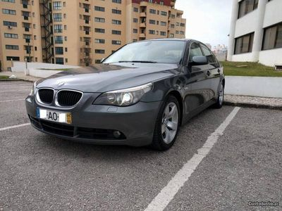 usado BMW 530 D 150 mil km Naciona