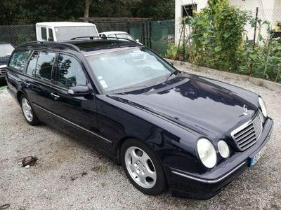 usado Mercedes E270 avangarde